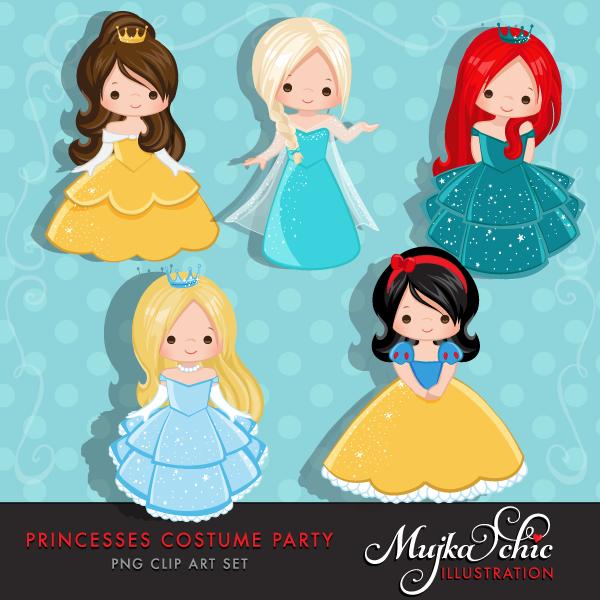 princess-clip-art-01