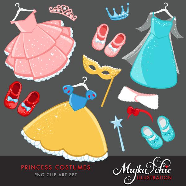 princess-costumes-clipart-01