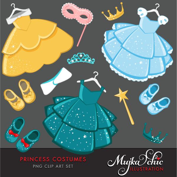 princess-costumes-clipart-02