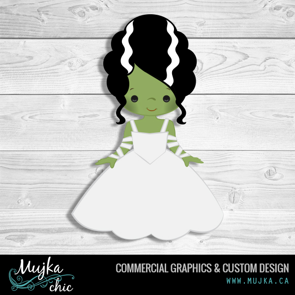 MUJKA-frankestein-bride-graphics