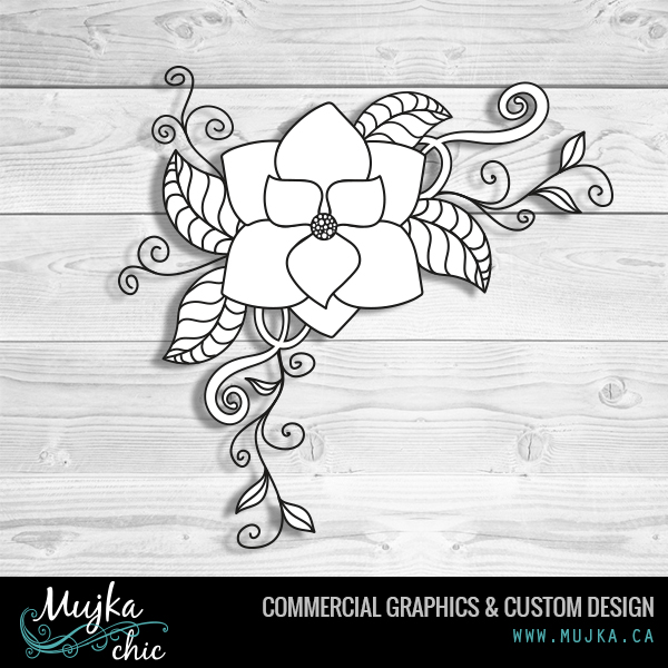 MUJKA-embroidery-magnolia-line-drawing-graphics