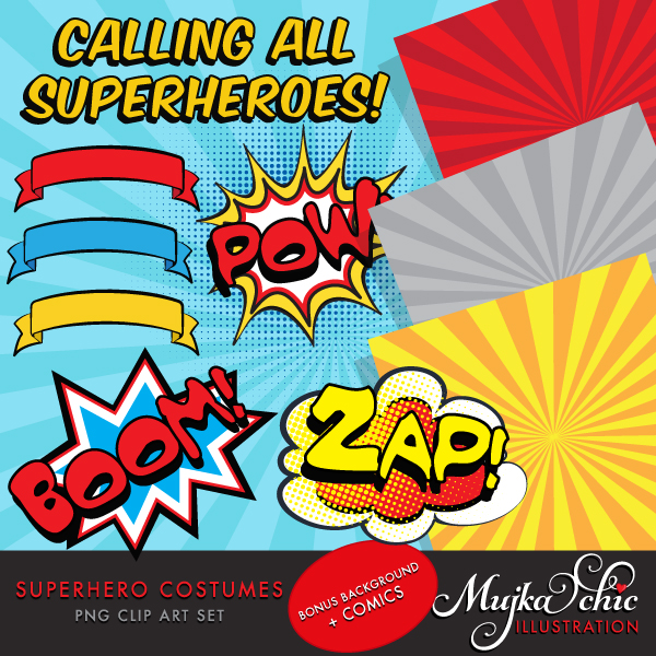 SUPERHERO-COSTUMES-CLIPART-2