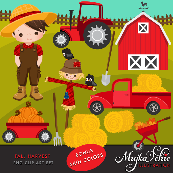 FALL-HARVEST-CLIPART-01