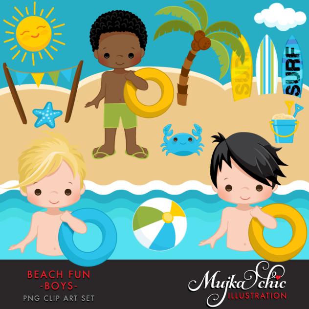 beach-fun-clipart-boys