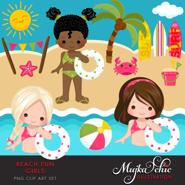 beach-fun-clipart-girls