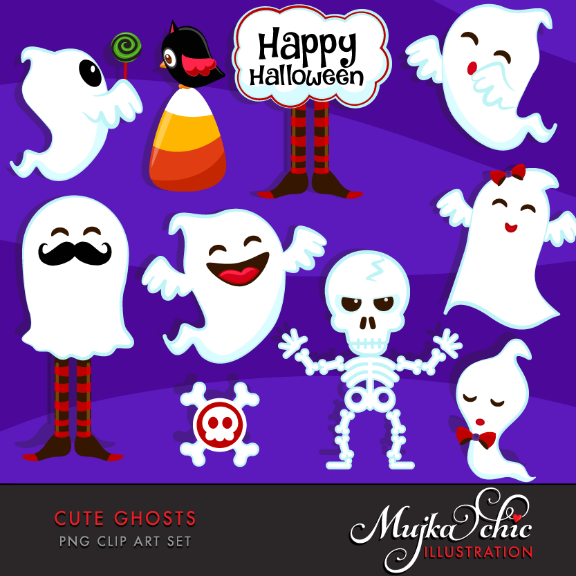 CUTE-HALLOWEEN-GHOSTS-CLIPART-01