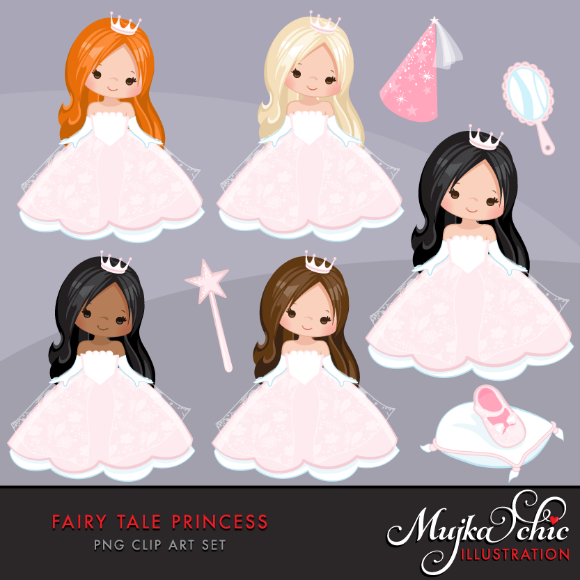 fairy-tale-princess-clipart-02