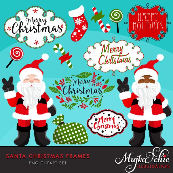 santa-christmas-frames-clipart-01