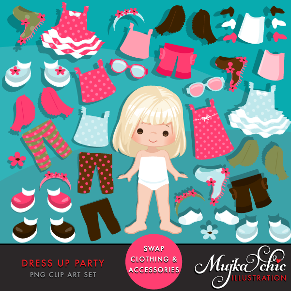 dress-up-girl-clipart-01
