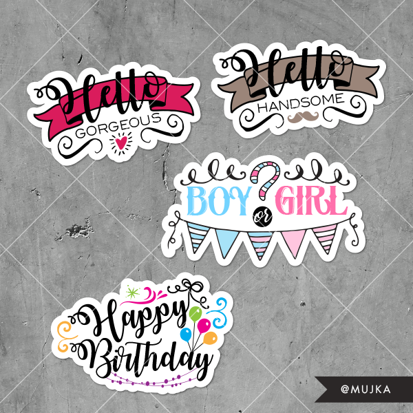 new-baby-birthday-bridal-shower-word-art-graphics-clipart
