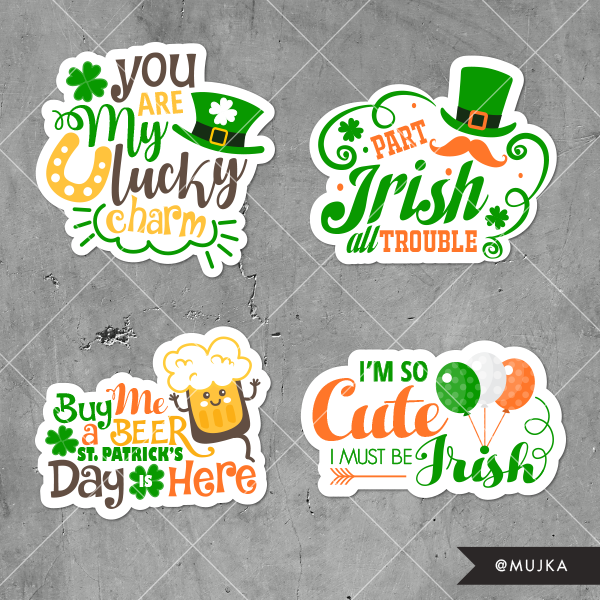 st-patricks-day-lettering-word-art