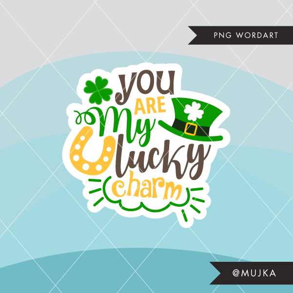 st-patricks-day-wordart-lettering-luckycharm