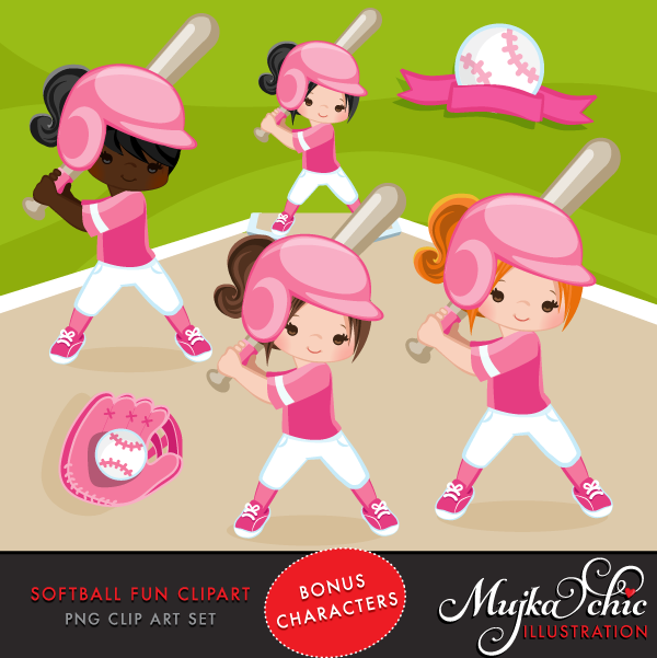 SOFTBALL-CLIPART-12